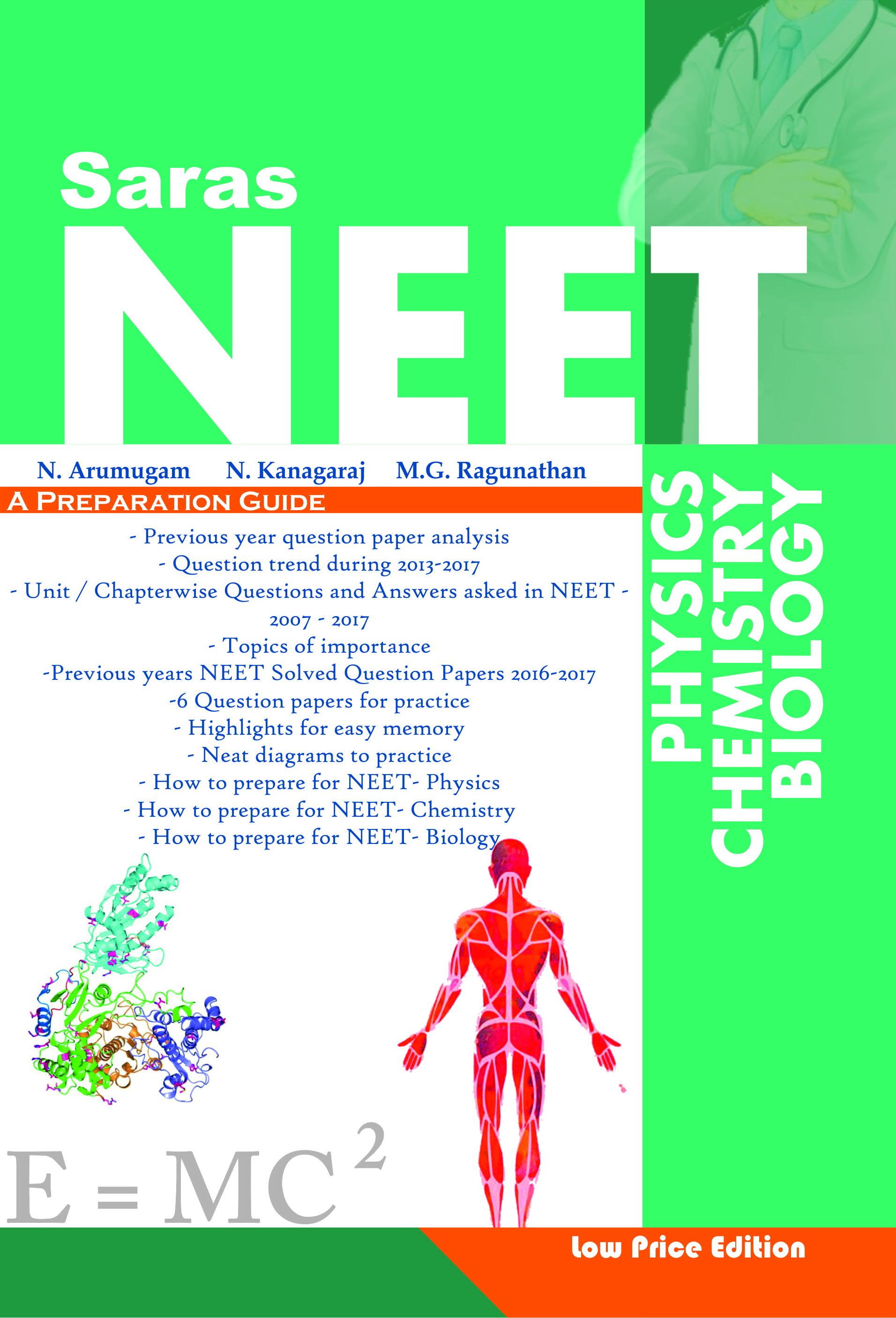 neet physics chemistry biology a preparation guide school books rh saraspublication com Physics Density Practicals Physics Practicals Cool Images